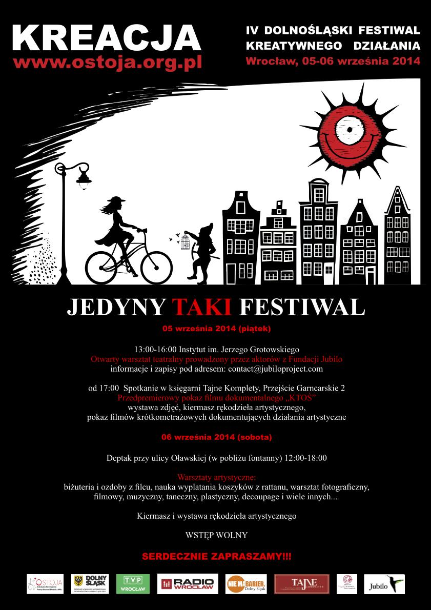 Kreacja Festiwal 2014